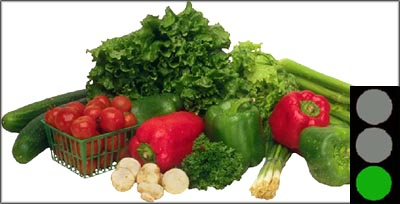 Fortunately there are many vegetables on the list of low cholesterol foods.