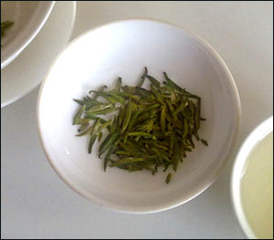 Green tea is well-known for its cholesterol lowering properties.
