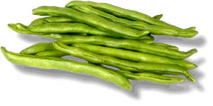 How to lower cholesterol naturally with cholesteorl lowering foods: green beans are great for this.