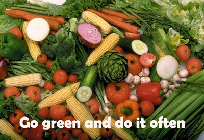 Most fruit and vegetables are good for your cholesterol levels.