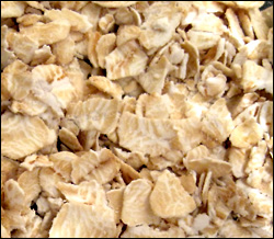 Oats are a powerful cholesterol reducing food.